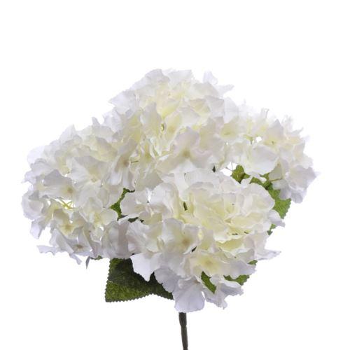 Bukiet hortensja x5 42cm white