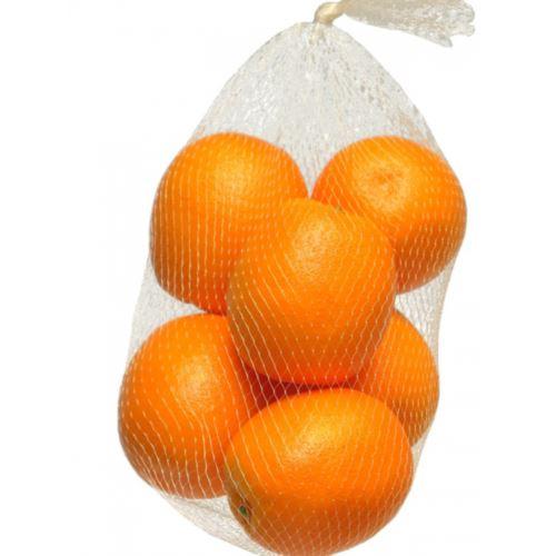 Pomarańcza sztuczna 8cm