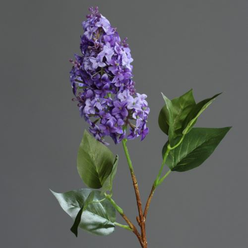 Gałązka bez - Lilac spray 52 cm purple