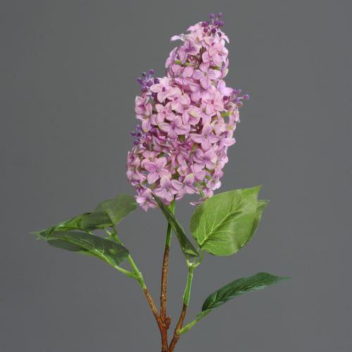 Gałązka Bez - Lilac spray 52 cm dusty-pink