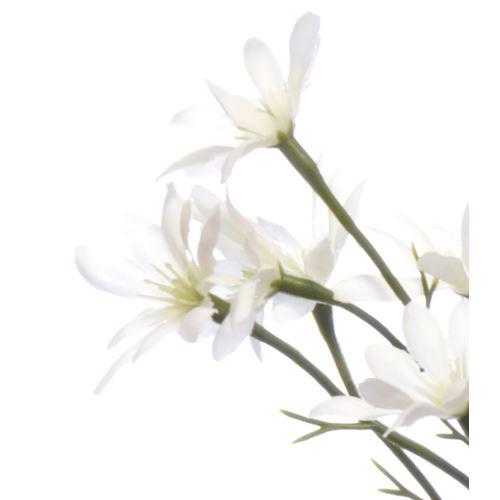 Kwitnąca gałązka cz043 56cm white