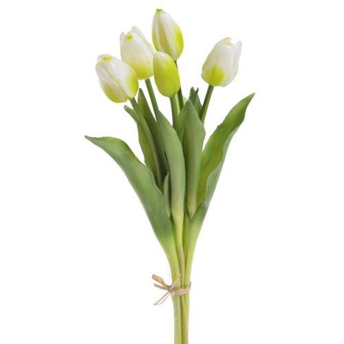 Tulipan gumowy 38cm 5szt/pecz. -sztucz.rosl.