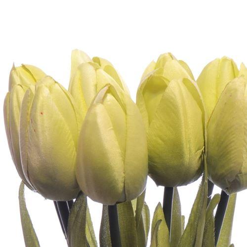 Tulipan 42cm art002 (10szt/bag) green