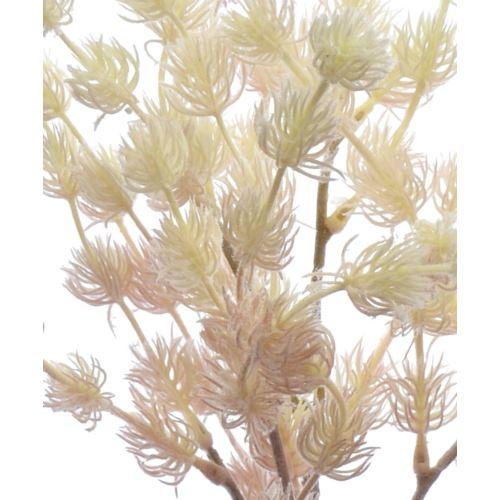 Gałązka ozdobna Modrzew 60cm liu448 powder pink
