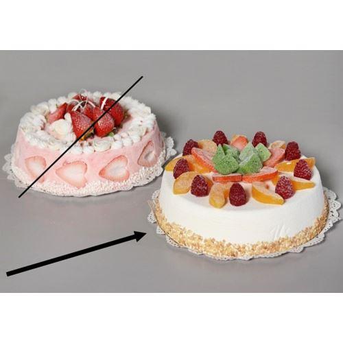 Tort maliny brzoskwinie 65301-33