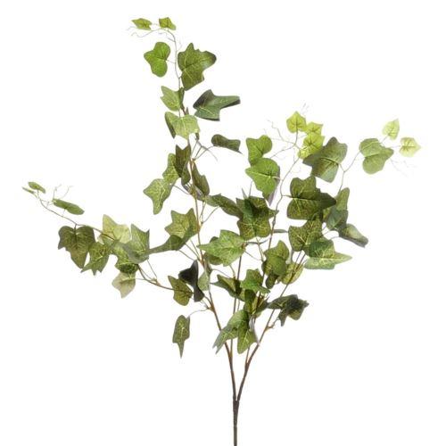 Galązka liści hedera drobna zielona 84cm green