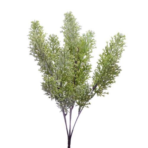 Galązka ozdobnej trawy j zielona 35cm