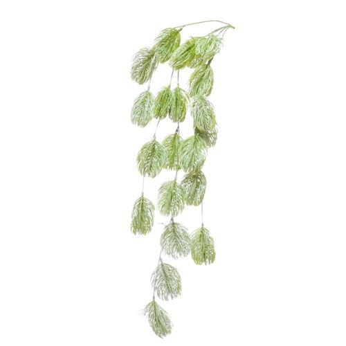 Galązka jodly ozdobnej j zielona 74cm