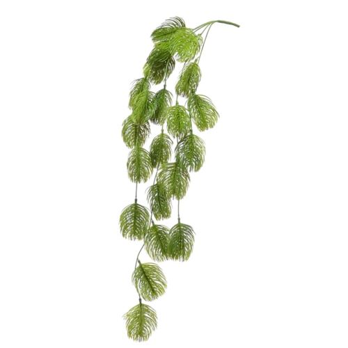 Galązka jodly ozdobnej c zielona 74cm