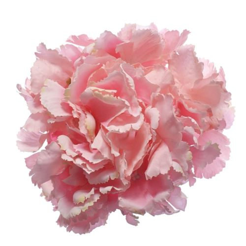 Hortensja główka 18cm lt pink