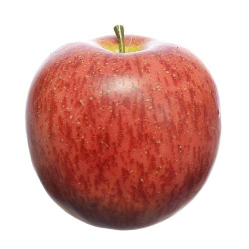 Jabłko sztuczne - Apple 8 cm red