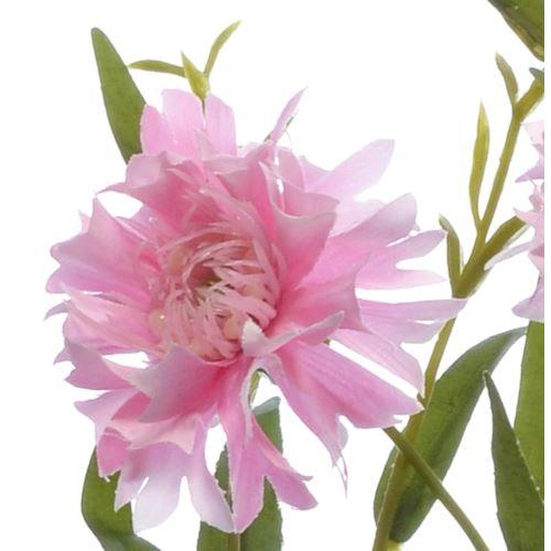 Chaber gałązka x6 74cm sun676 lt. Pink