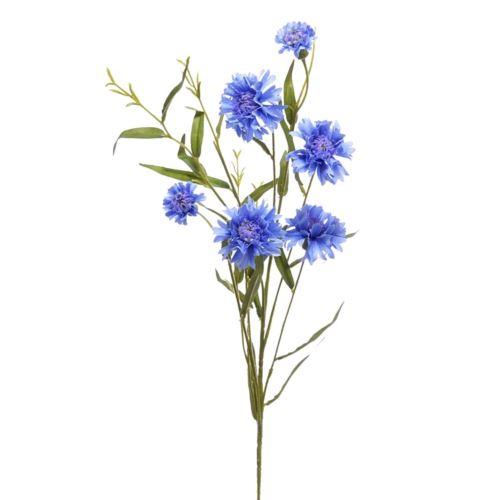 Chaber gałązka x6 74cm sun676 blue