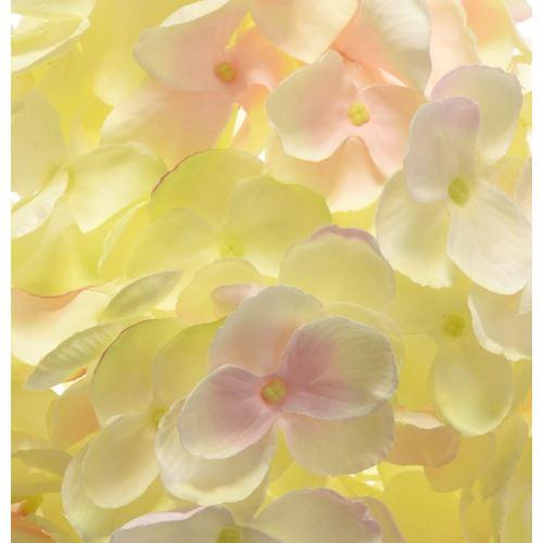 Hortensja głowa 18cm sun682 cream lt.pink