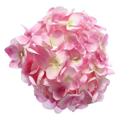 Hortensja głowa 18cm sun682 deep pink