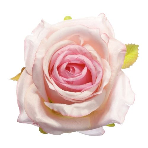 Róża głowa 10cm ly003 20l (pink lt pink)