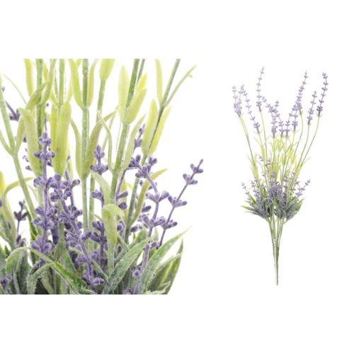 Pęczek lawendy o długości 42 cm Flock lavender