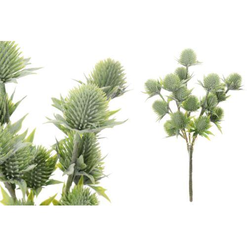 Oset – Thistle pęczek 32 cm Green
