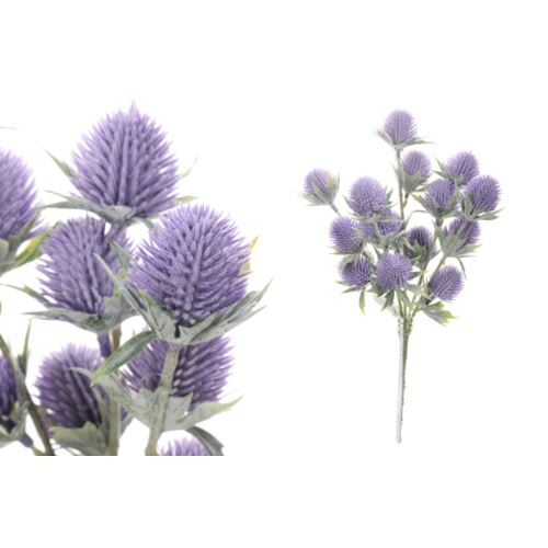 Oset – Thistle pęczek 32 cm Lavender