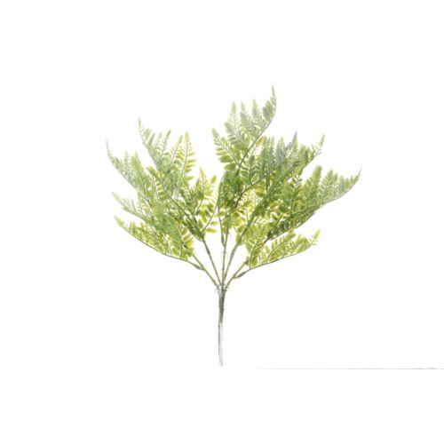 Pęczek liści paproci wysokość 38 cm lt green