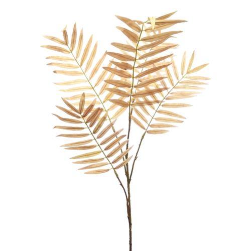 Gałązka palma chico 80cm lt brown peach