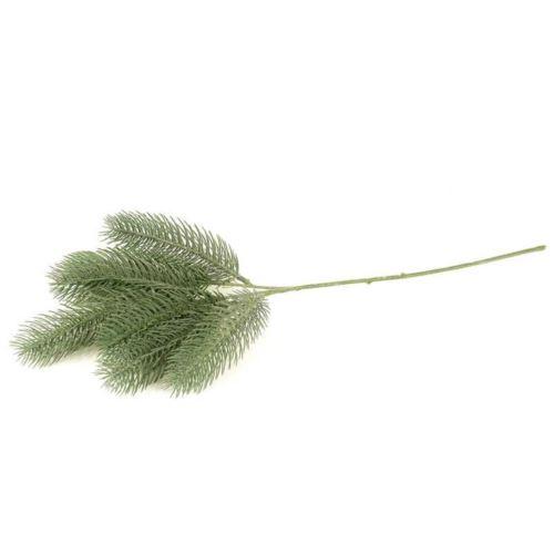 GAŁĄZKA CHOINKI 50cm POWDER GREEN