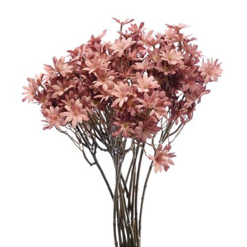 Kwitnąca gałązka cz043 56cm old mauve