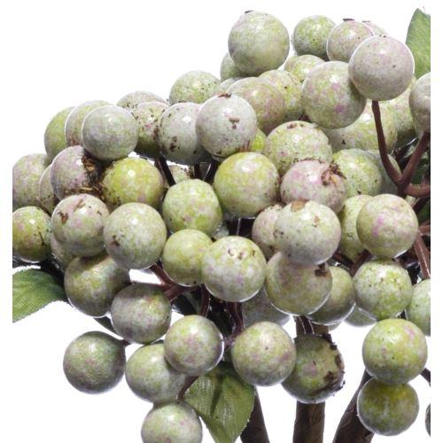 Berry bundle x3pcs green 26cm