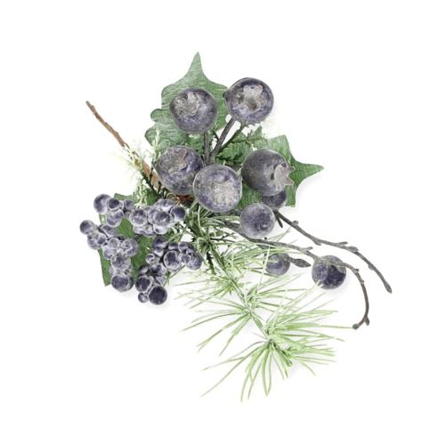 PIK BORÓWKA - BLUE BERRY PICK 25CM / 7896 BLUE
