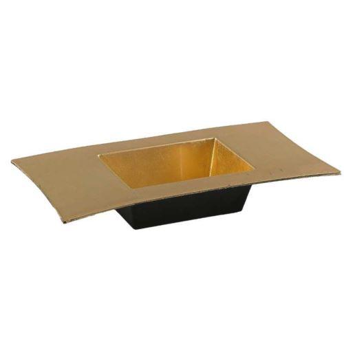 PODSTAWKA POD STROIK PLASTIK 15x30 GOLD