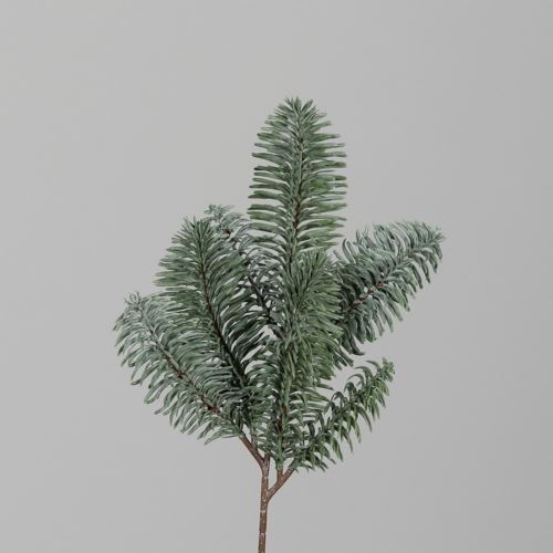 GAŁĄZKA IGLASTA NOBILIS 39 cm GRAY BLUE GREEN