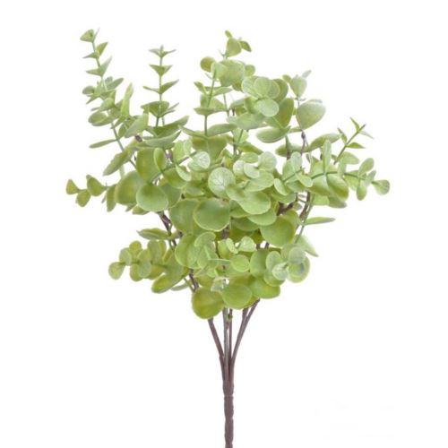 Eukaliptus bukiet x7 32cm lt powder green