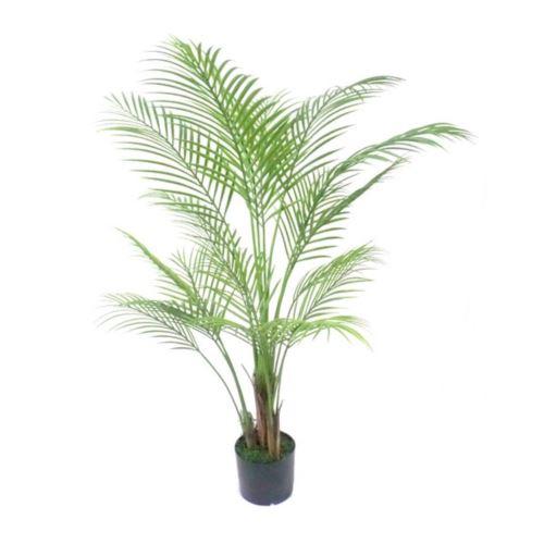 PALMA W DONICZCE 135CM PLASTIC /0575 GREEN