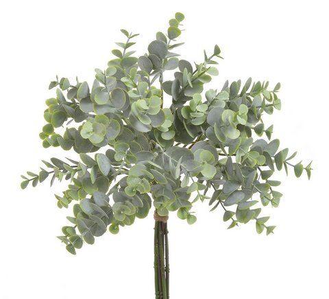 Eukaliptus 36cm 8szt/pecz. powder green