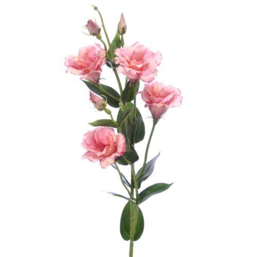 Eustoma gałązka 83cm sun345 dirty pink