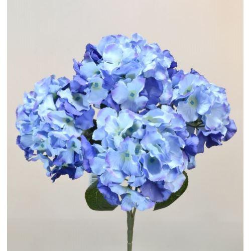 BUKIET HORTENSJA 42CM LYB047 BLUE