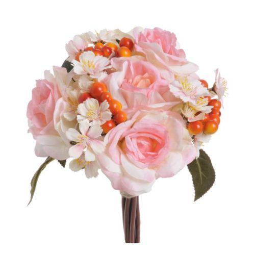 Bukiet z różami - sztucz. rosl. Z-15,5