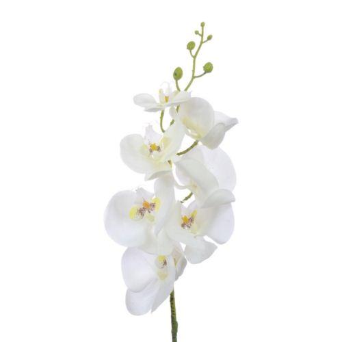 Storczyk guma 85cm Aj45598 White w yc