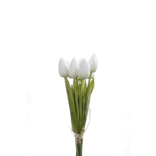 Tulipan 42cm art002 (10szt/bag) cream
