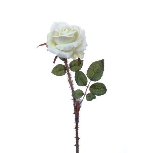 Wildrose 42cm elfenbein