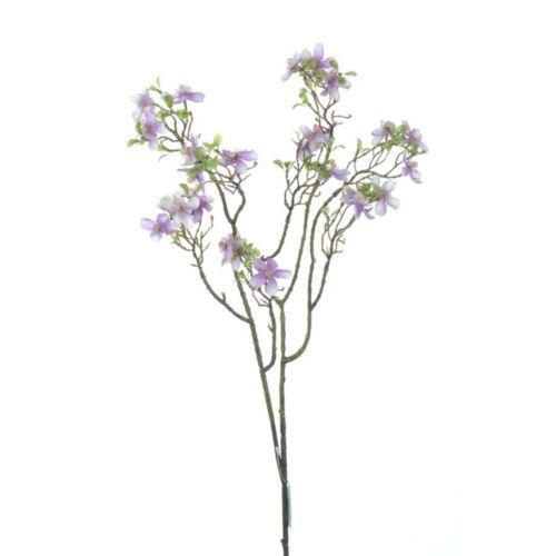 Jasminzweig 8-fach 63cm lila