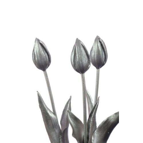 Tulip bud Sally 43cm champagne (S)