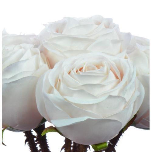 Weding rose busch 35cm sun546 pearl peach