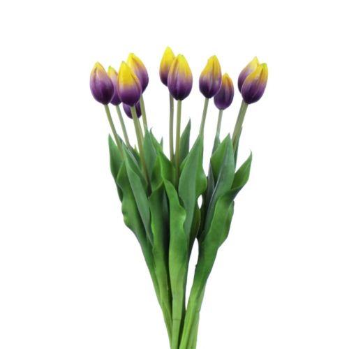 TULIPAN POJEDYŃCZY 40cm natural touch 1szt.