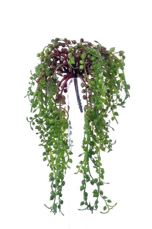 Berry-hanger 24 cm burgundy-green