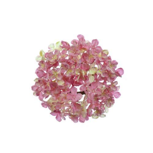 Hortensienkränzchen 22cm rose-gem