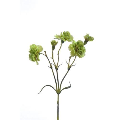 Goździk gałązka x5 62cm SUN405 green