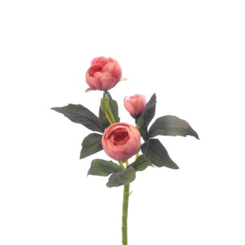 Pełnik gałązka x3 36cm cv07822 pink