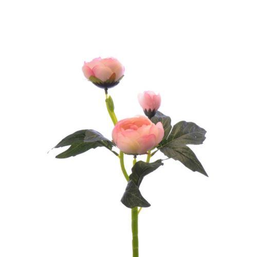 Pełnik gałązka x3 36cm cv07822 lt pink