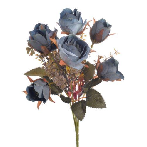 Bukiet rozyczek x7 blue